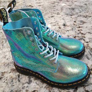 Women's Dr. Martens 1460 Pascal Iridescent Boot 6